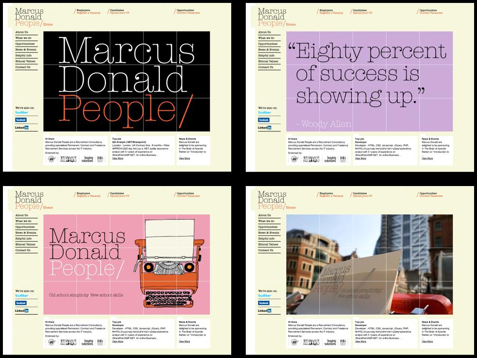 MDP Homepage