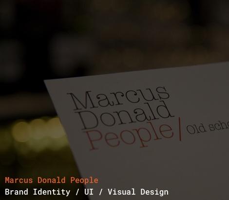 Marcus Donald Thumbnail